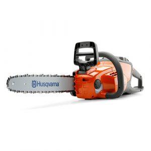 120i Chainsaw Kit c/w BLi20 & QC80