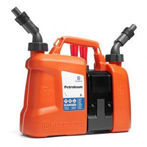 Combi Fuel Can c/w nozzles