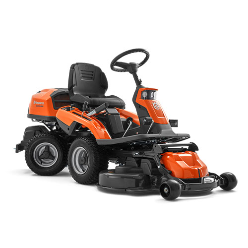 R216T AWD Front deck ride-on mower 103cm Cut