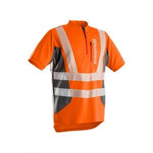 Technical work shirt Hi Viz