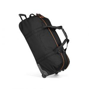 90 Ltr Trolley Bag Black