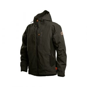 Mens Forest Green Shell Jacket