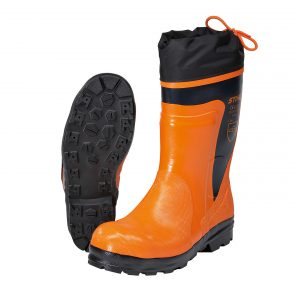 STANDARD Rubber chainsaw boots