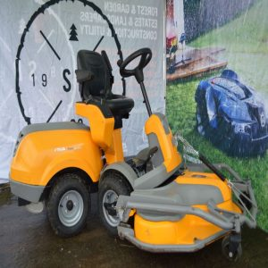 Stiga 540DPx ride on mower